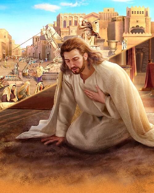 هل تعرف كيف تحظى بتوبة حقيقية لله وسط الكوارث؟